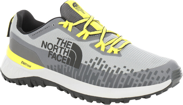 The North Face Ultra Traction FutureLight Sko Herrer, griffin greytnf lemon